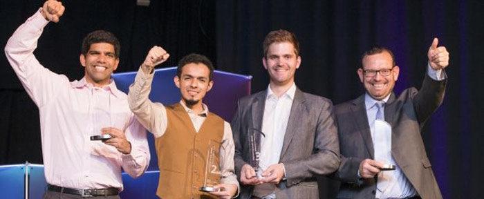 Fundación Siemens Stiftung anuncia los ganadores del premio empowering people.Award