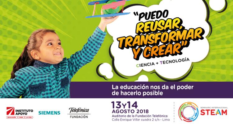 Alianza Pacífico STEM: encuentro de Perú promoviendo el intercambio de conocimiento y experiencias