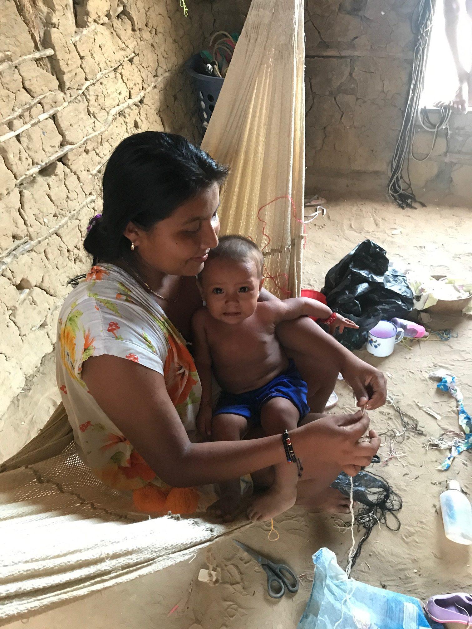 Alianza por Servicios Basicos Integrales en comunidades vulnerables visita comunidades en la Guajira