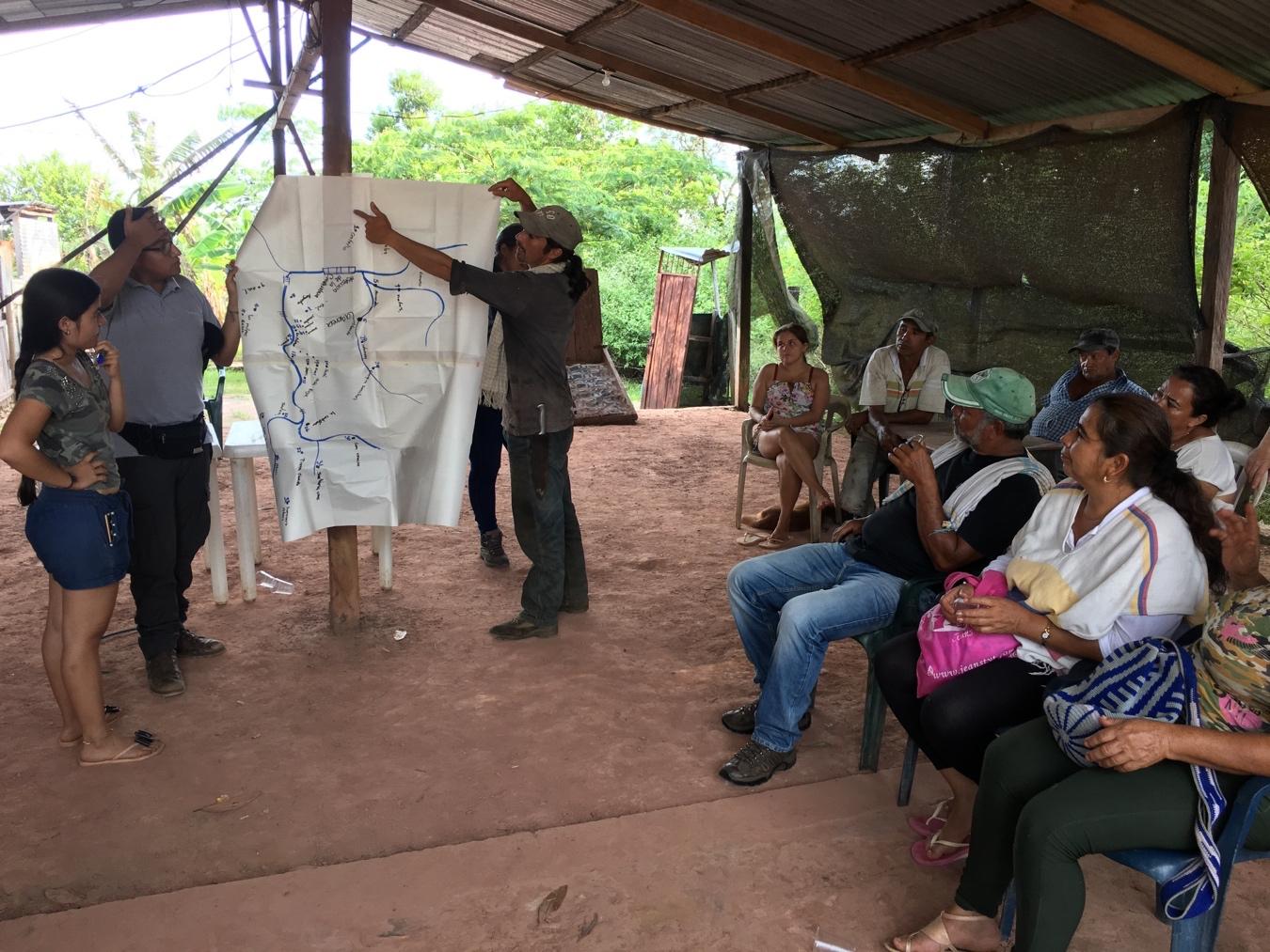 Gestión Integral del Agua en Mapiripán Meta: Fundación Siemens, Uniminuto y Colciencias