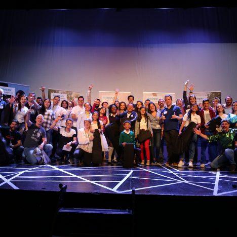 Get Momentum sirve de escenario para cumplir sueños de jóvenes de la Orquesta Filarmónica de Bogotá
