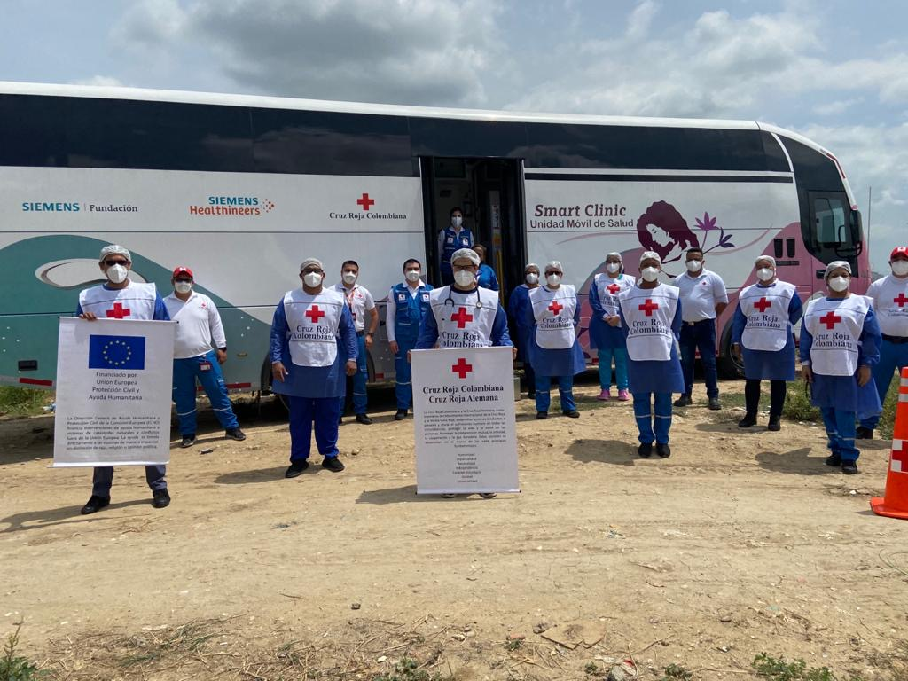 Smart Clinic brindando atención Médica en Pinar del Rio en Barranquilla