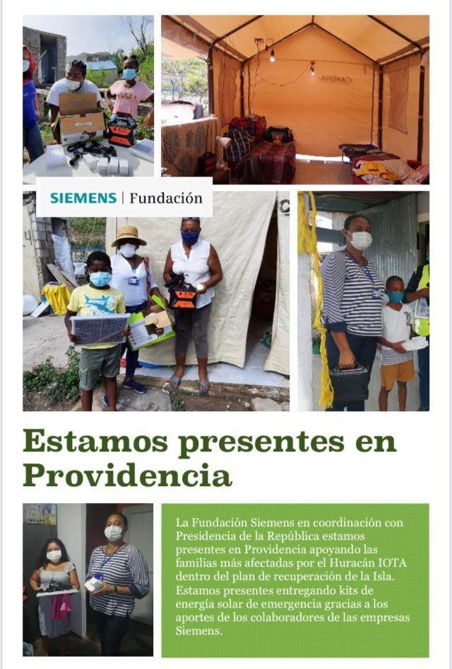 Presentes en Providencia