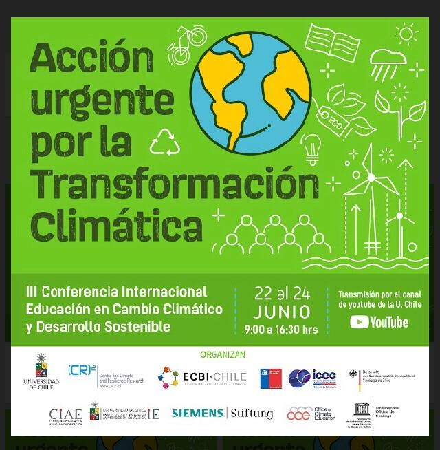 III Conferencia Internacional Educación en Cambio Climático y Desarrollo Sostenible